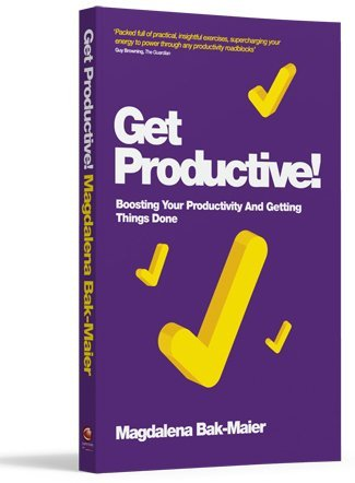 Get Productive Book