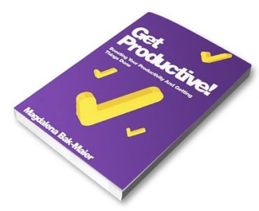 Get Productive Book 3D