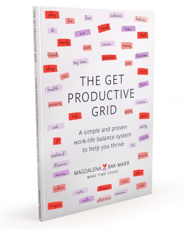 Get Productive Grid - Book Cover