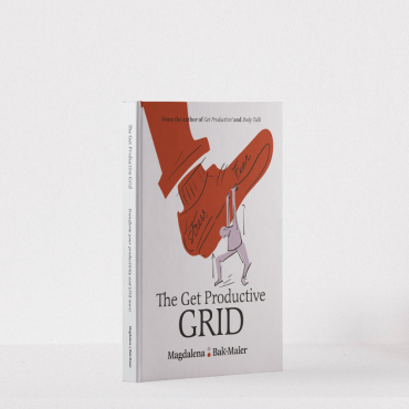 Grid Book Cover