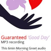 Good Day Morning Greet Audio