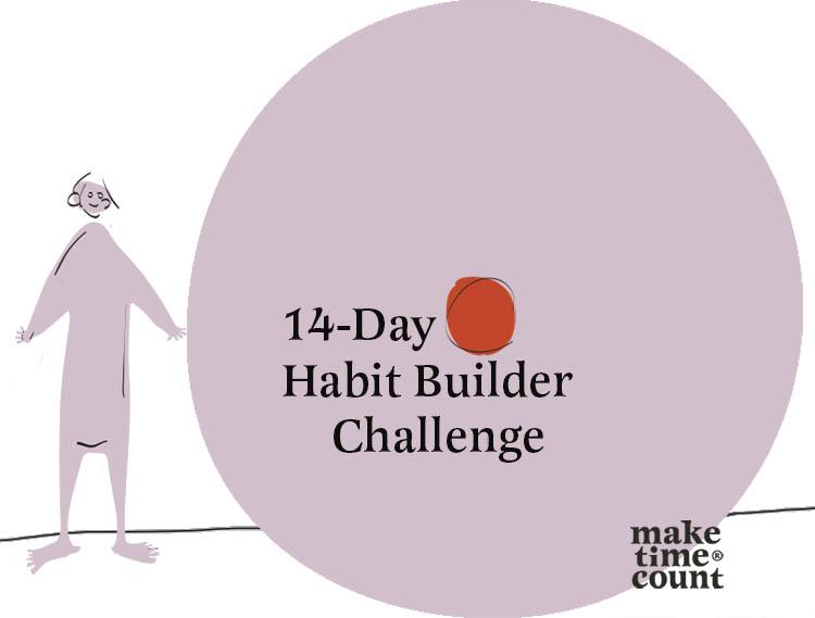 14 Day Habit Builder Challenge
