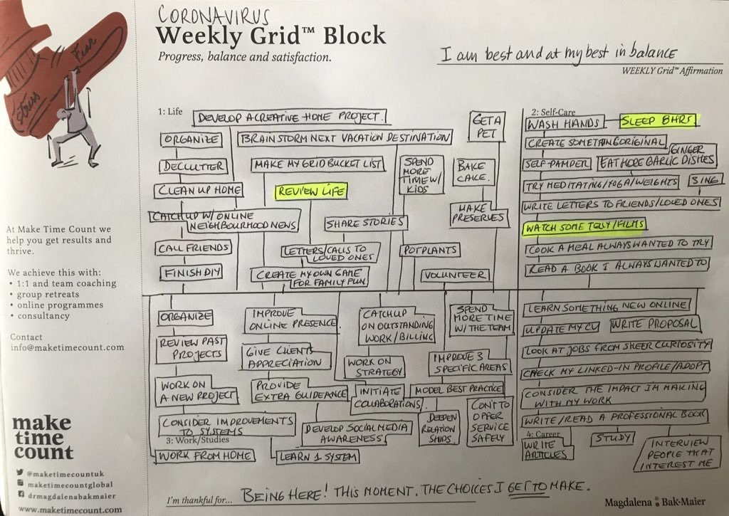 Covid 19 Grid