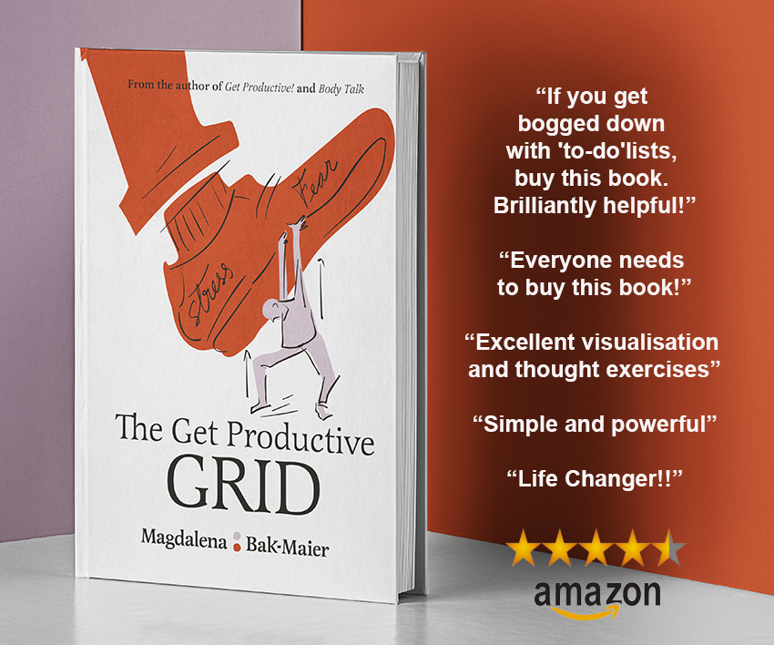 The Get Productive Grid Book