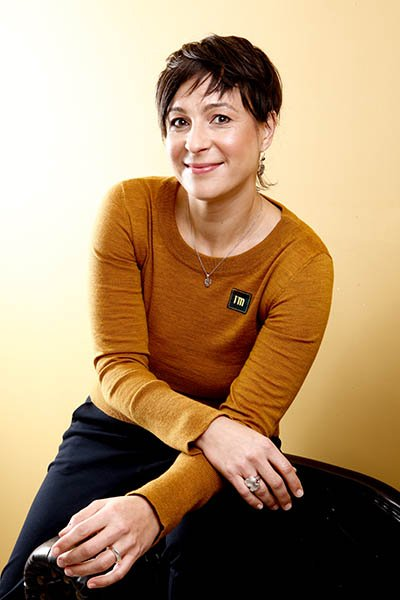 Magdalena Bak-Maier, entrepreneur and Grid creator