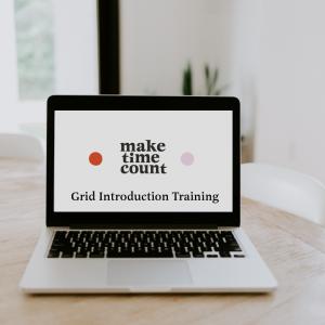 Grid Introduction Training